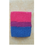 Bisexual Wristband