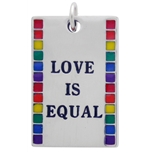 Love Is Equal Necklace