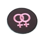Lesbial Pride Patch