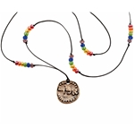 Rainbow Luck Necklace